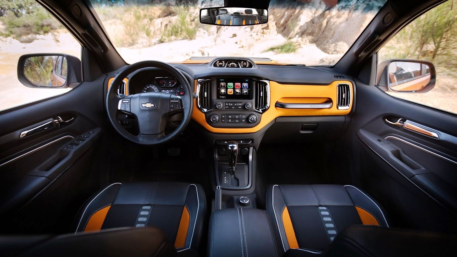 2018 Chevrolet Colorado Changes Interior