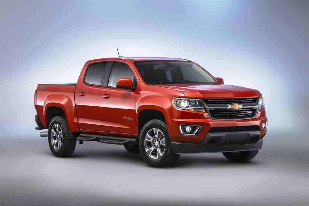 2018 Chevrolet Colorado Lt Reviews