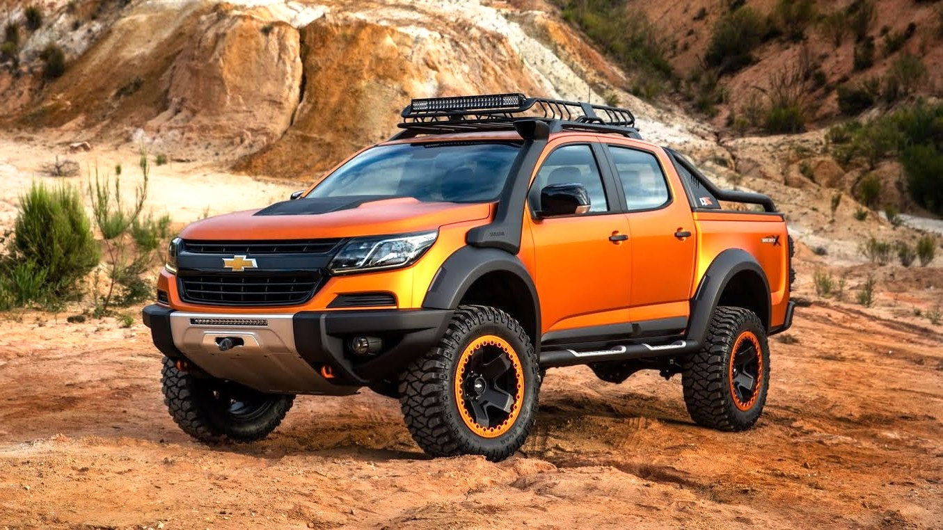 2018 Chevrolet Colorado Wt Customs