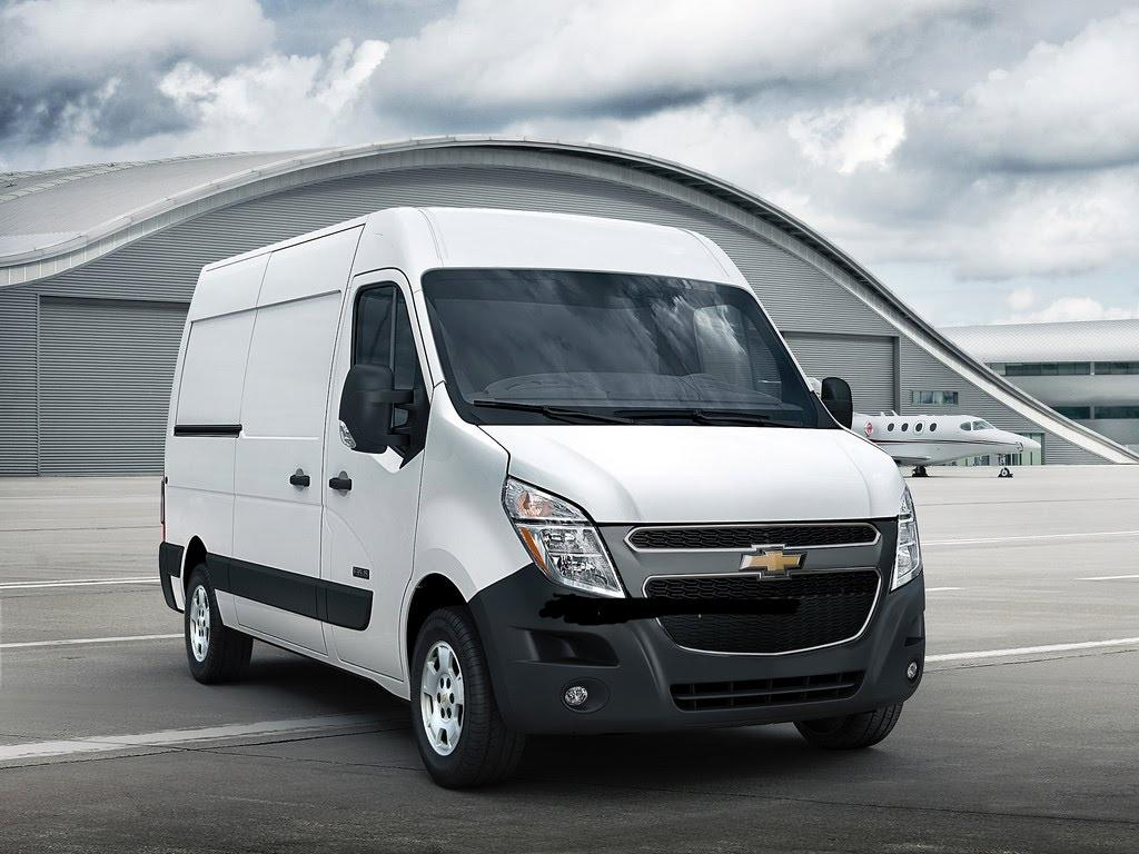 2018 Chevrolet Express 2500 Lt Review