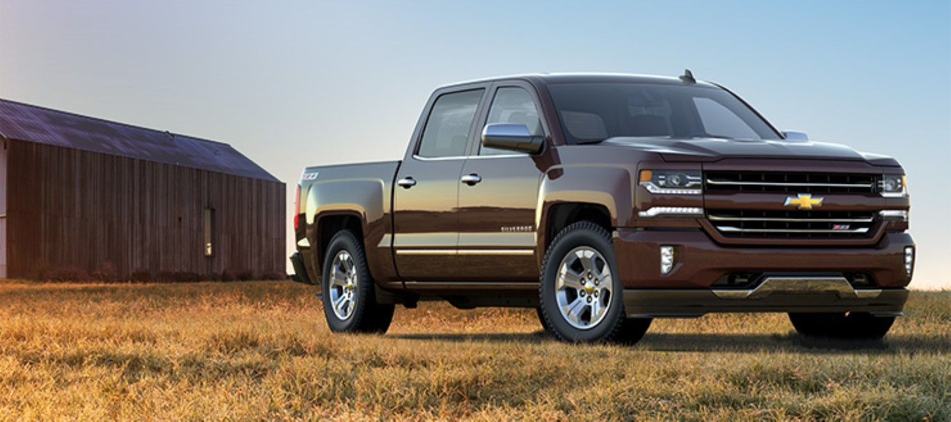 2018 Chevrolet Silverado Square Body
