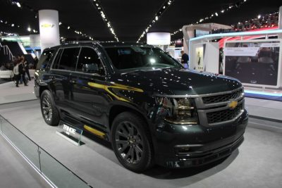 2018 Chevy Tahoe Redesign, Engine Specifications, Prices