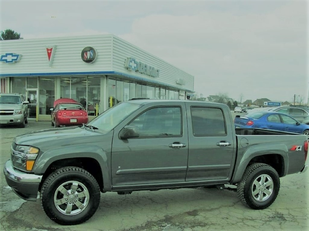 2018 Chevy Colorado 4x4 Extended Cab