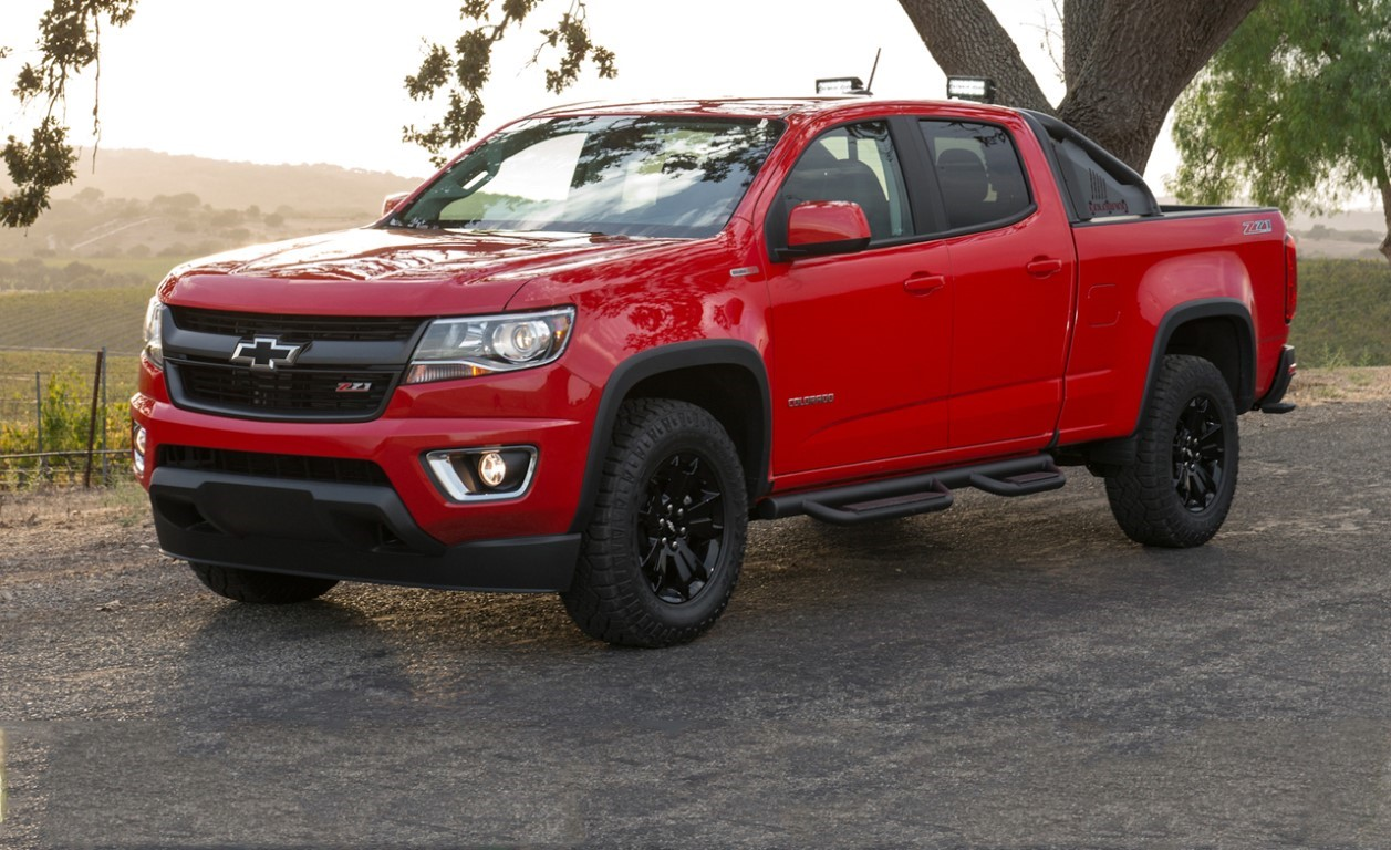 2018 Chevy Colorado 4x4 Gas Mileage