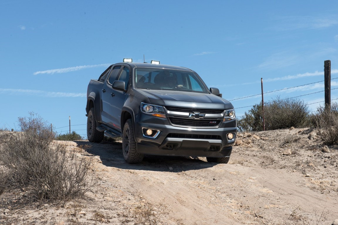 2018 Chevy Colorado 4x4 V8 For Sale