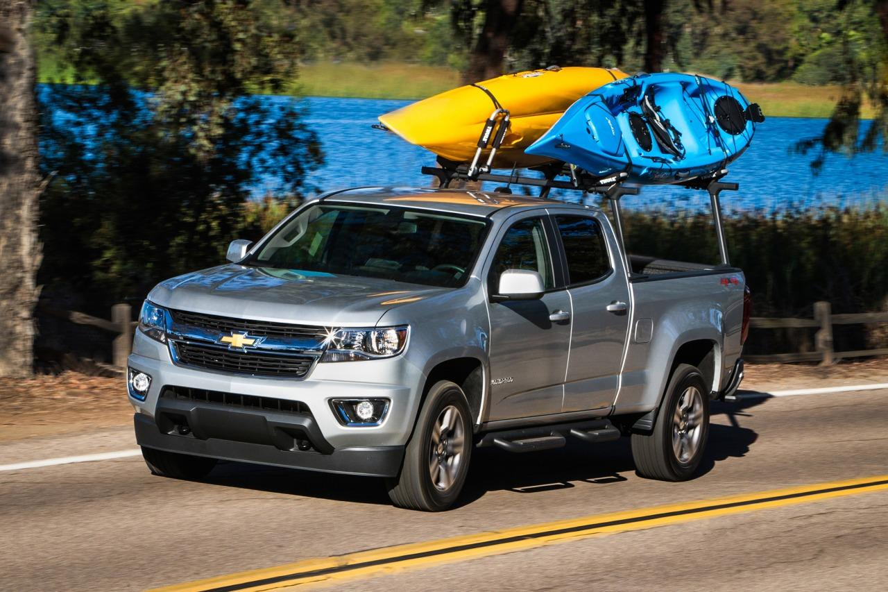 2018 Chevy Colorado Crew Cab Gas Mileage