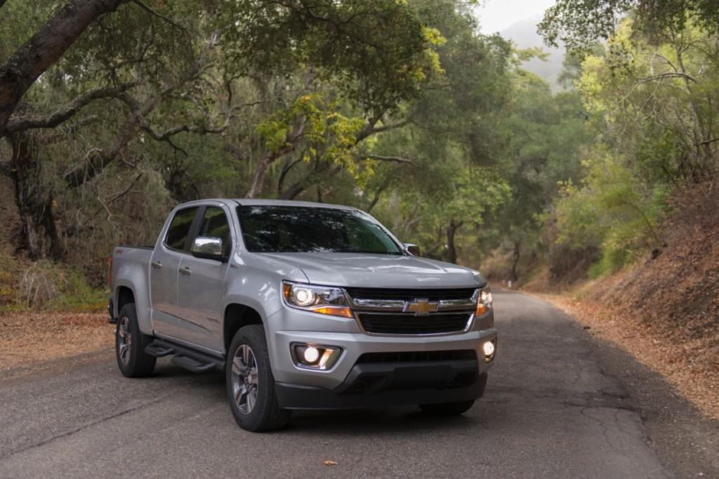 2018 Chevy Colorado Crew Cab Length