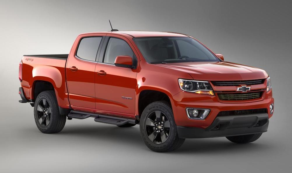 2018 Chevy Colorado Crew Cab Mpg
