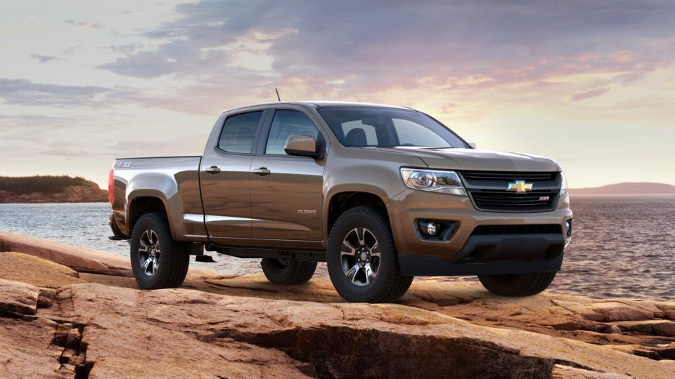2018 Chevy Colorado Crew Cab Short Bed Length