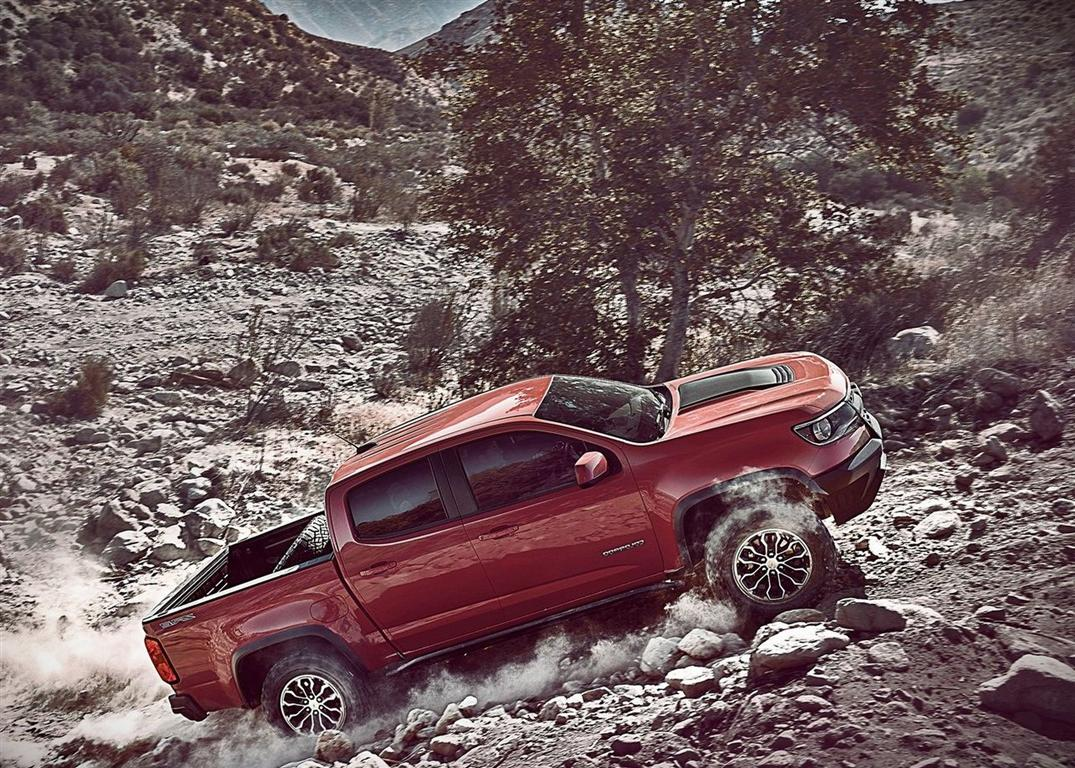 2018 Chevy Colorado ZR2 Diesel Engine Specs