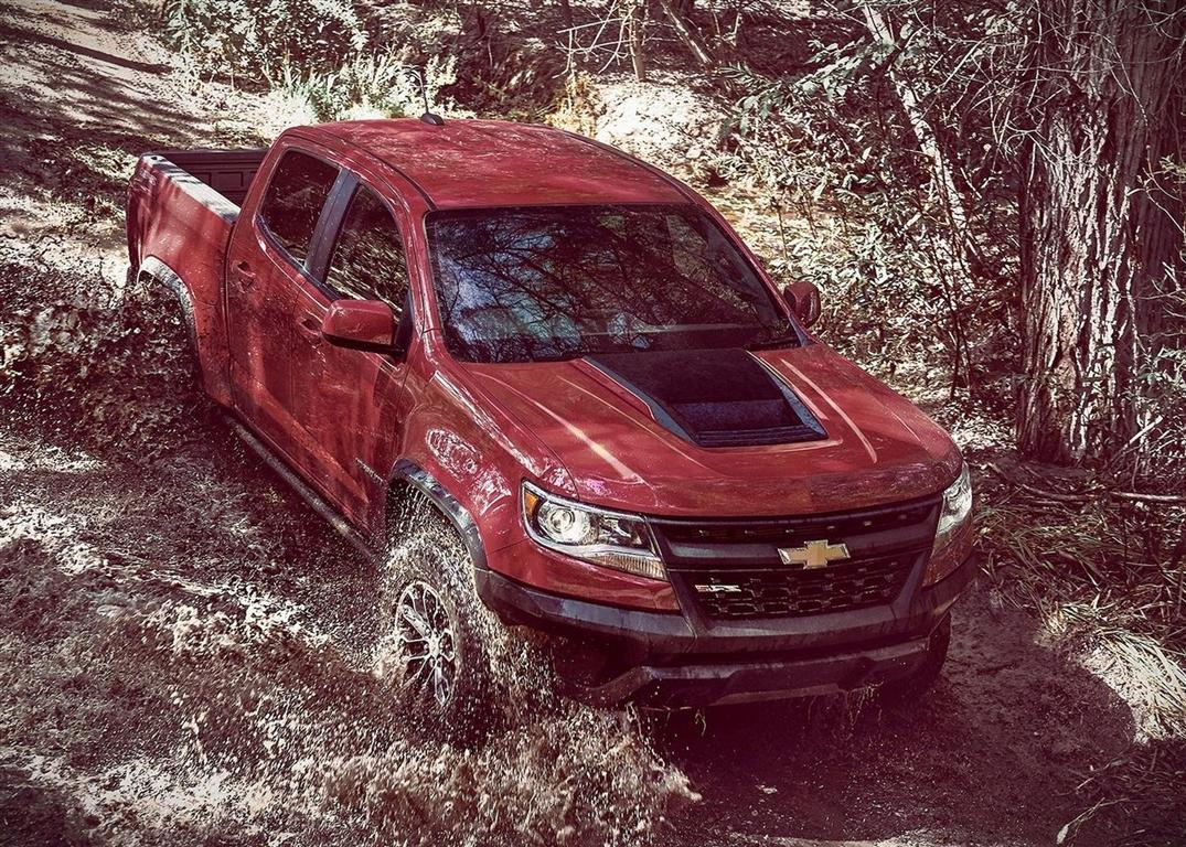 2018 Chevy Colorado ZR2 Release Date