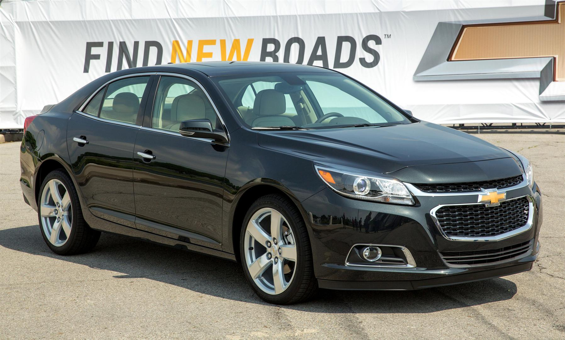 2018 Chevy Malibu Hybrid Wagon MPG and Reviews