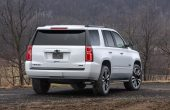 2018 Chevy Tahoe Redesign and Changes