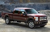 2018 Ford F350 King Ranch Review