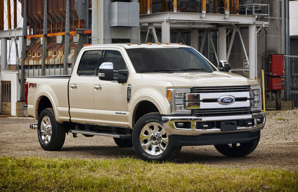 2018 Ford F350 Super Duty Diesel