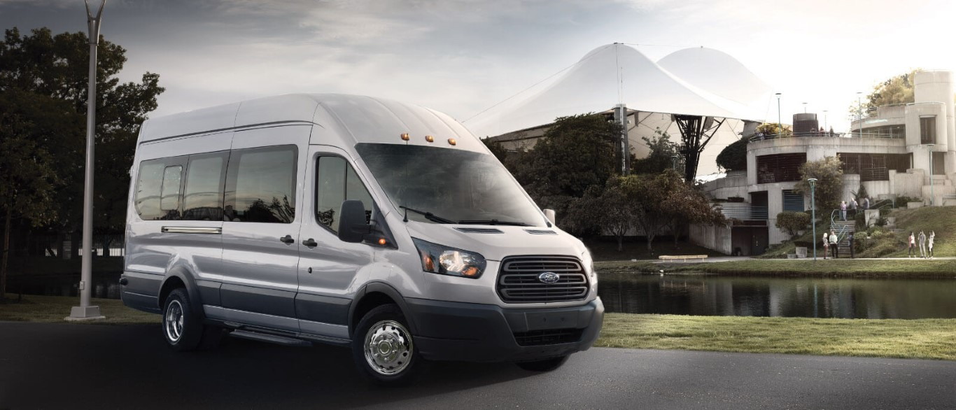 2018 Ford Transit 12 Passenger Van Features