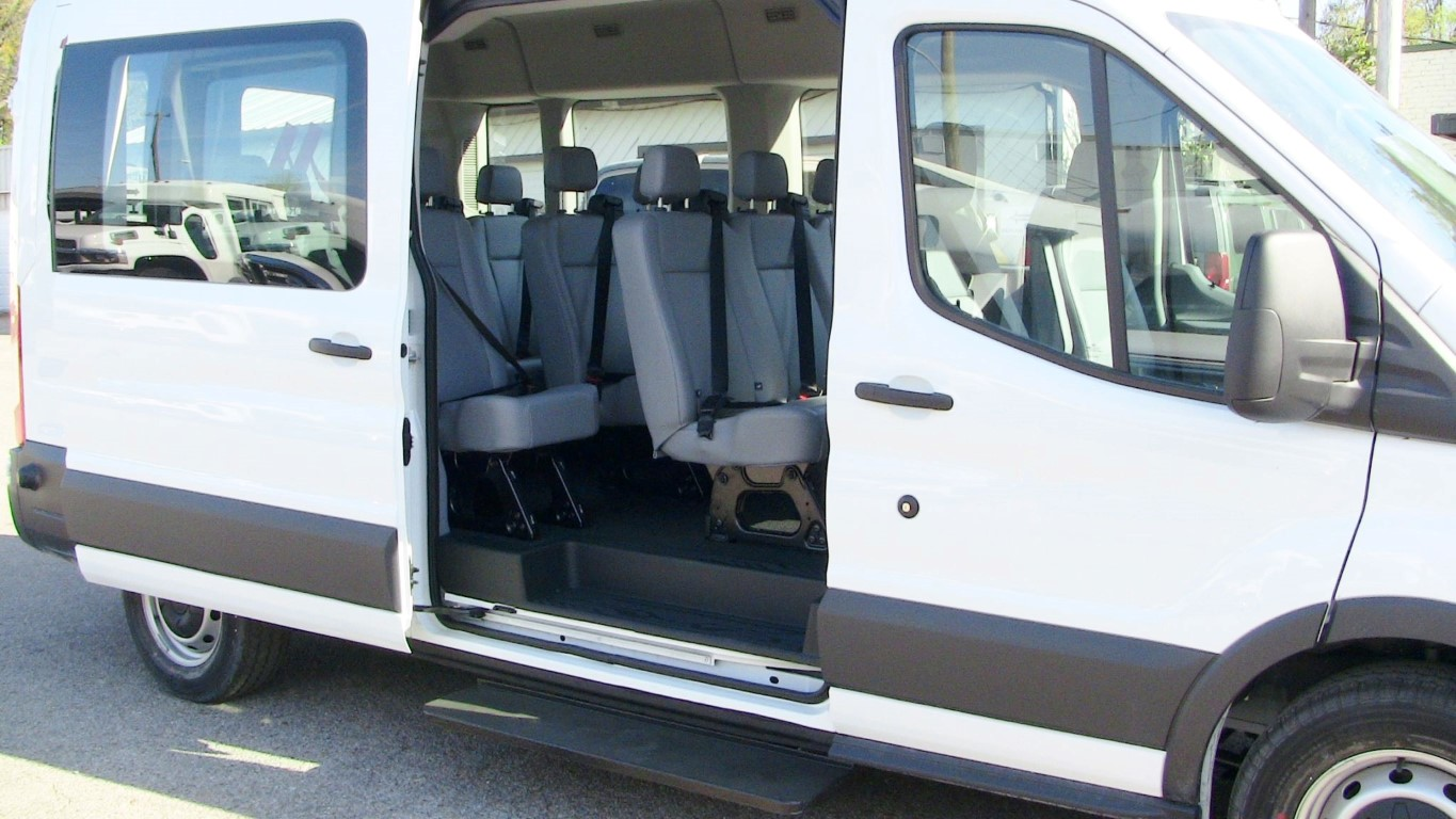 2018 Ford Transit 15 Passenger Van For Sale Used