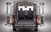 2018 Ford Transit 250 Trunk Space Caargo