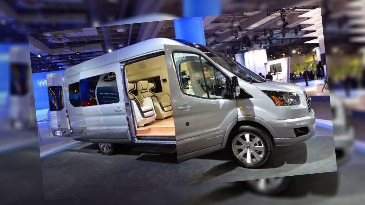 2018 Ford Transit Wagon Review