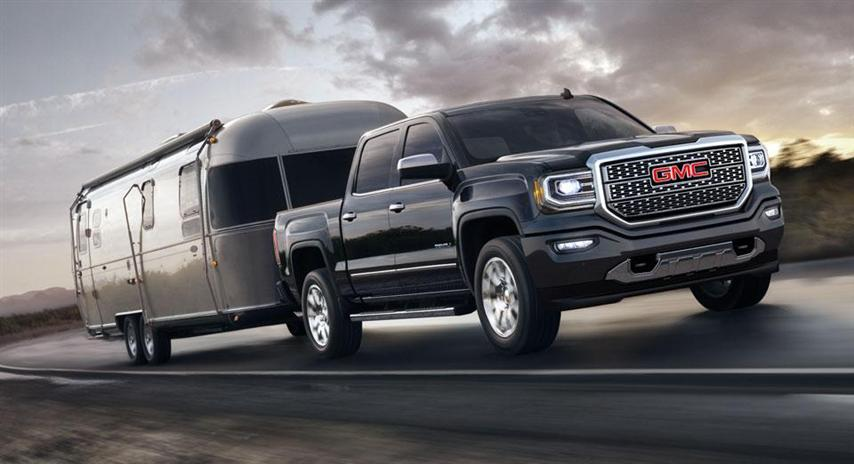 2018 GMC 3500HD Sierra Denali Towing Capacity