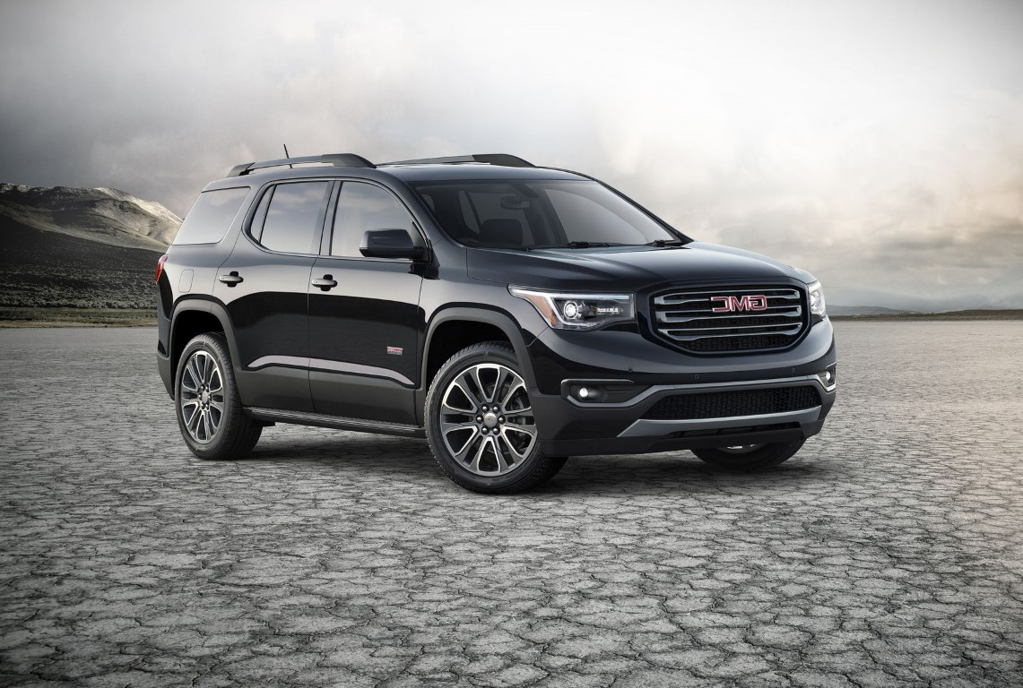 2018 GMC Acadia New Specs and Prices