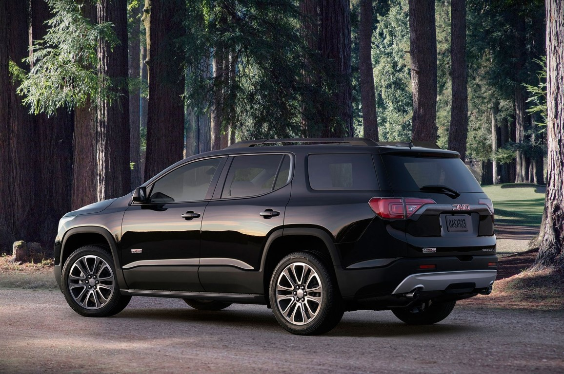 2018 GMC Acadia Release Date Canada