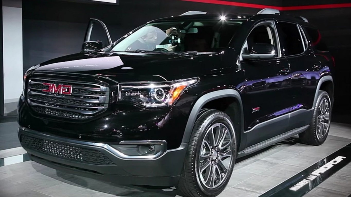 2018 GMC Acadia Worth Waiting For