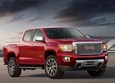 2018 GMC Canyon Specs, Engine, Color Trims, Prices