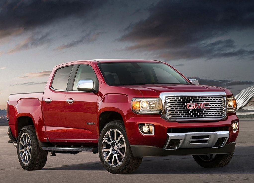 2018 GMC Canyon All Terrain Prices