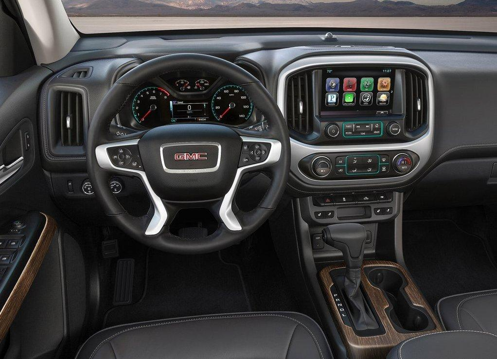 2018 GMC Canyon Interior Ccolor