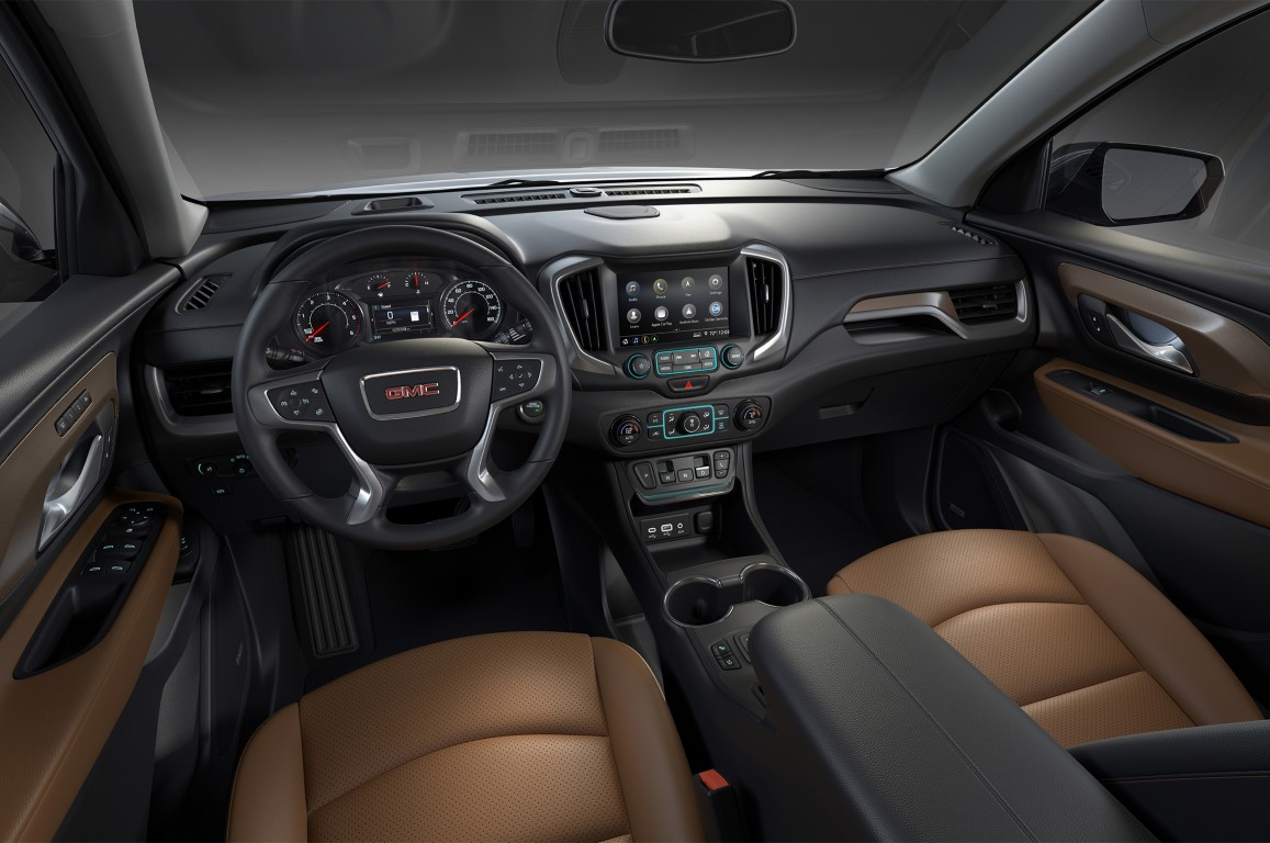 2018 GMC Safari Interior Dashboard Pictures