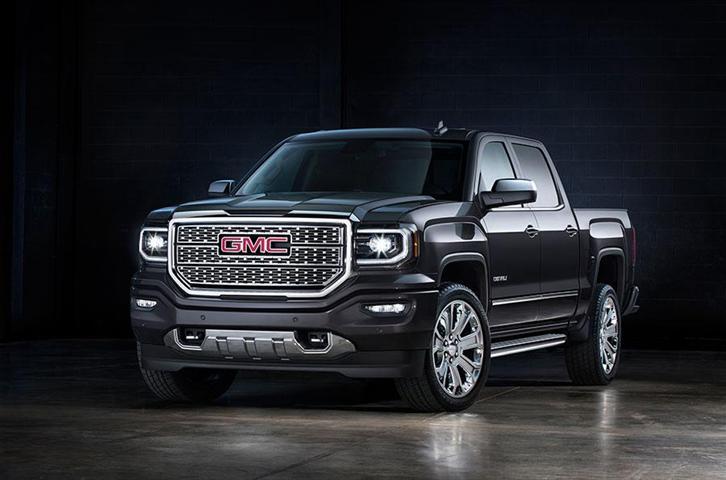 2018 GMC Sierra 3500hd MSRP