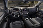 2018 GMC sierra Denali 3500HD Dashboard