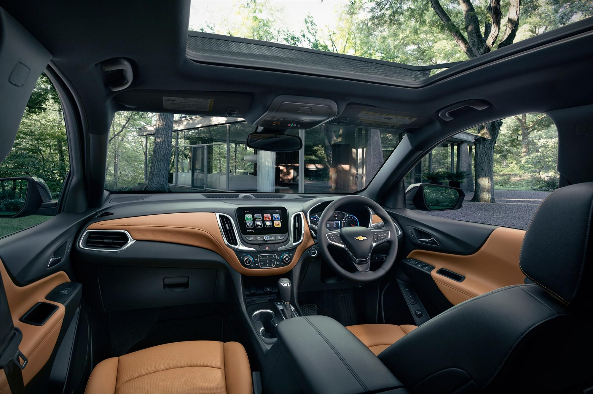 2019 Chevrolet Traverse Colors Interior