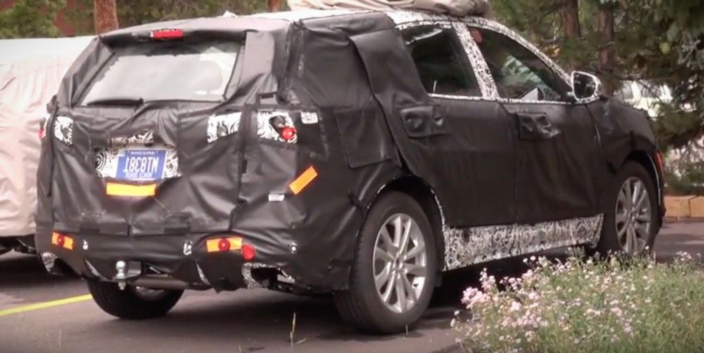 2019 Chevrolet Traverse Towing Capacity