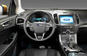 2019 Ford Edge Interior Images and Specifications