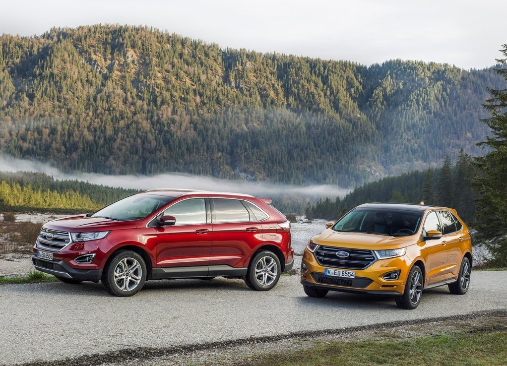 2019 Ford Edge UAE Release Date and Prices