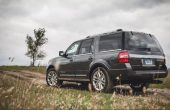 2019 Ford Expedition Blacl Color