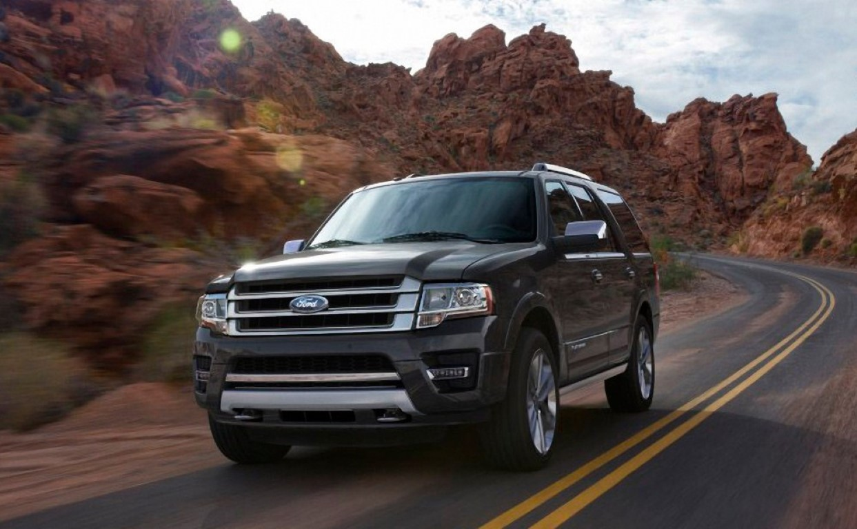 2019 Ford Expedition Redesign Exterior