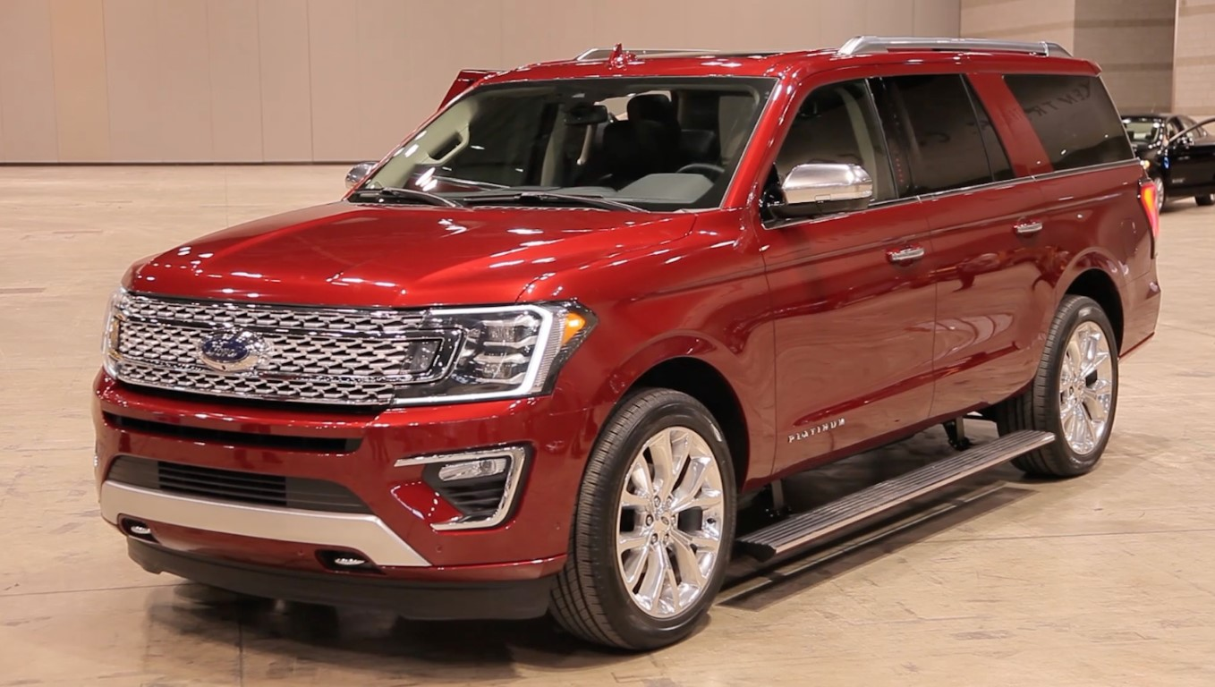 2019 Ford Expedition Specifications
