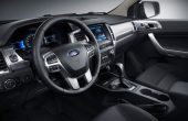 2019 Ford Explorer interior photos