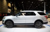 2019 Ford Explorer sport release date