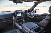 2019 Ford F150 Interior Changes