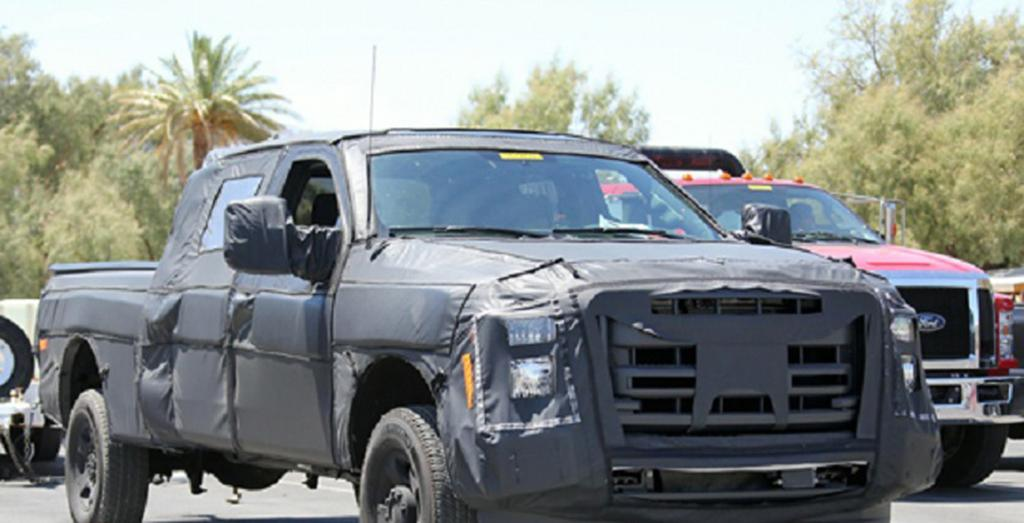 2019 Ford F250 Diesel Gas Mileage and New Design