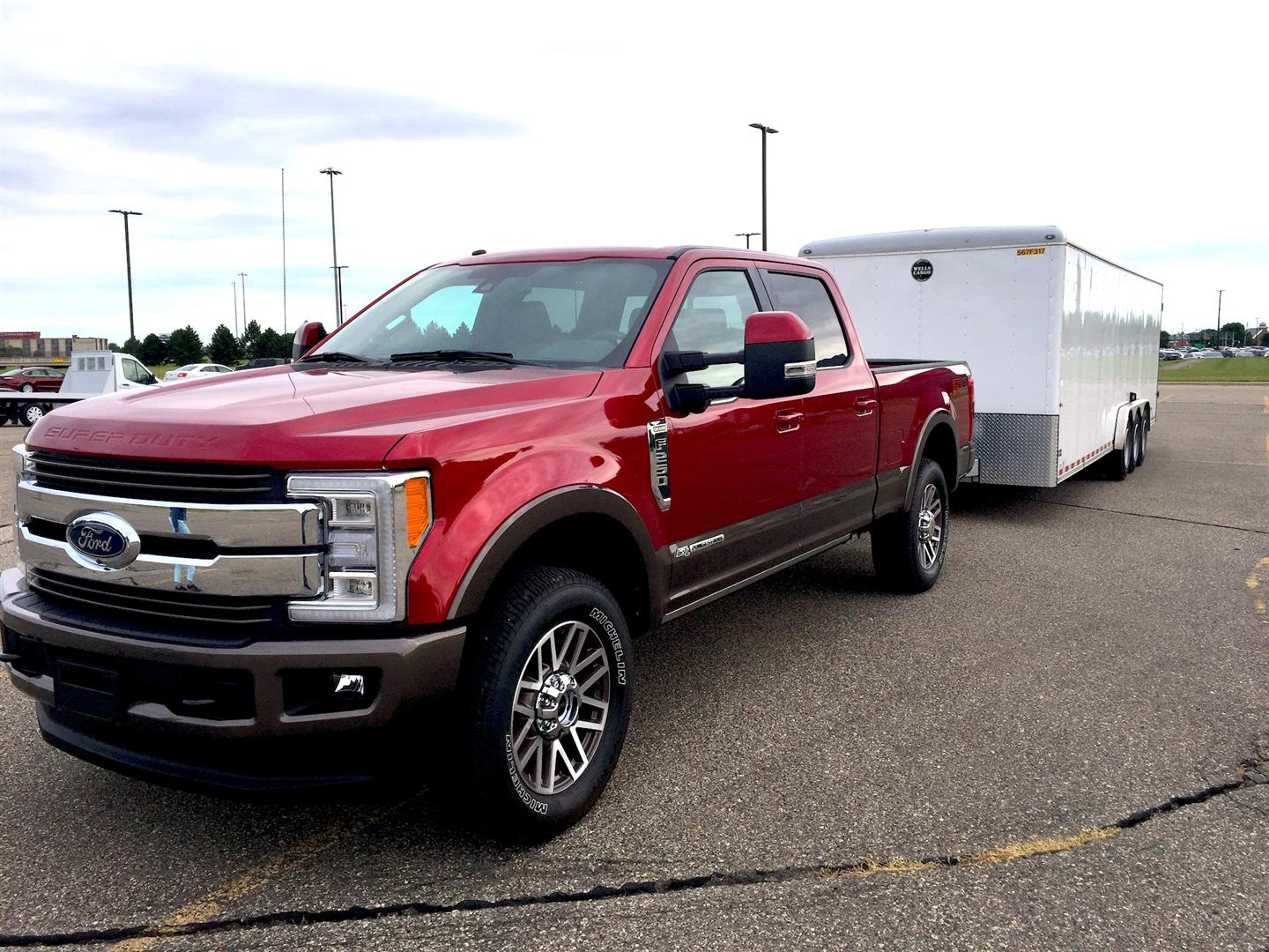2019 Ford F250 Gas Engine Reviews and Horsepower