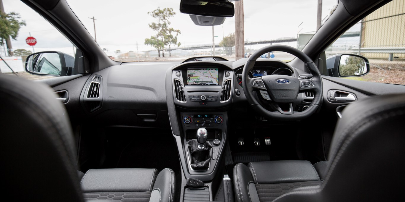 2019 Ford Focus Interior Changes