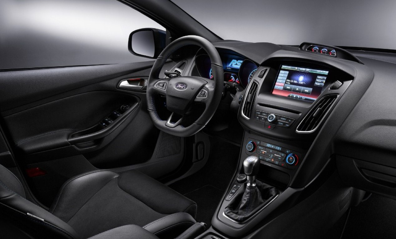 2019 Ford Focus Interior Images