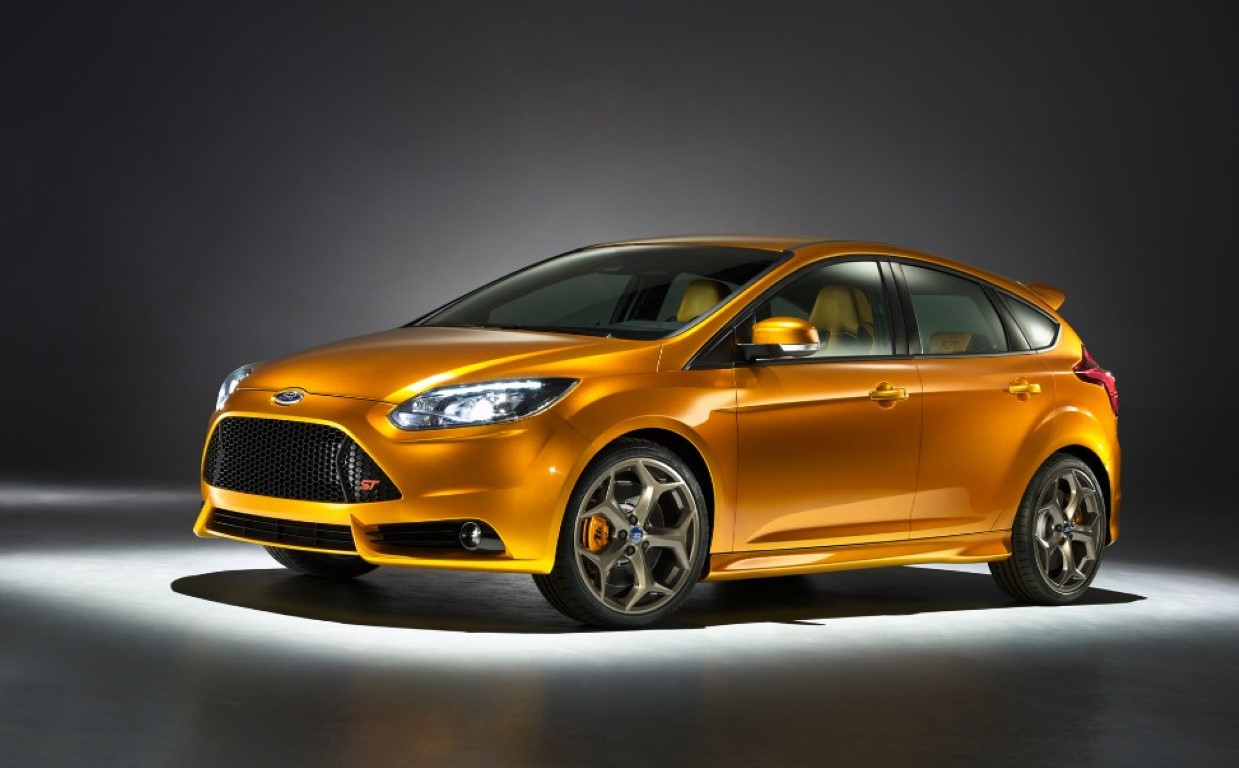 2019 Ford Focus Redesign