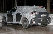 2019 Ford Focus Spied Images