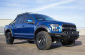 2019 Ford Raptor Exterior Colors